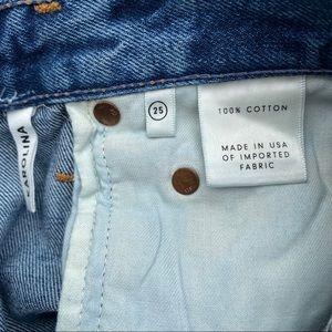 GRLFRND Jeans - GRLFRND Karolina High Rise Skinny Jeans 25 Petite